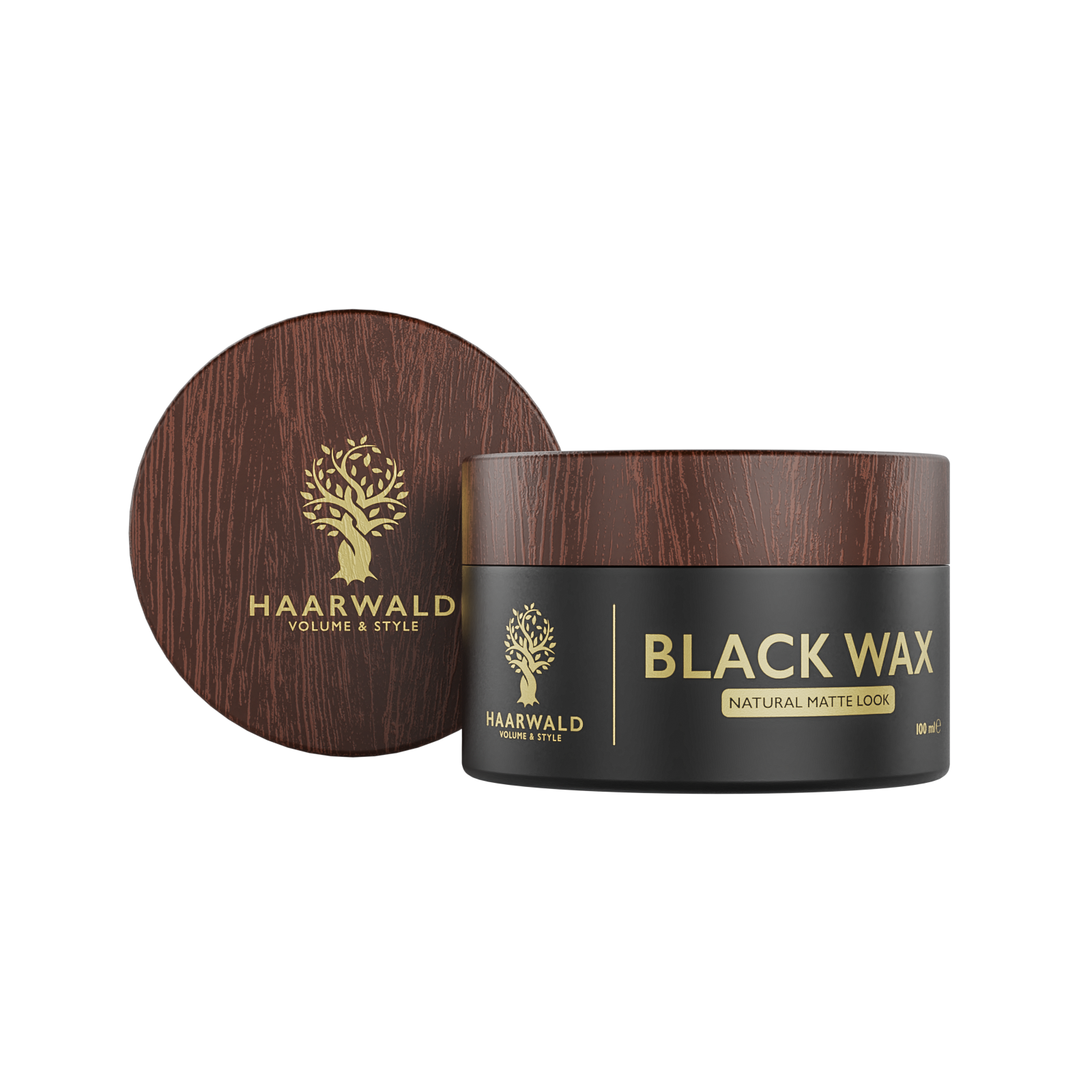HAARWALD BLACK WAX
