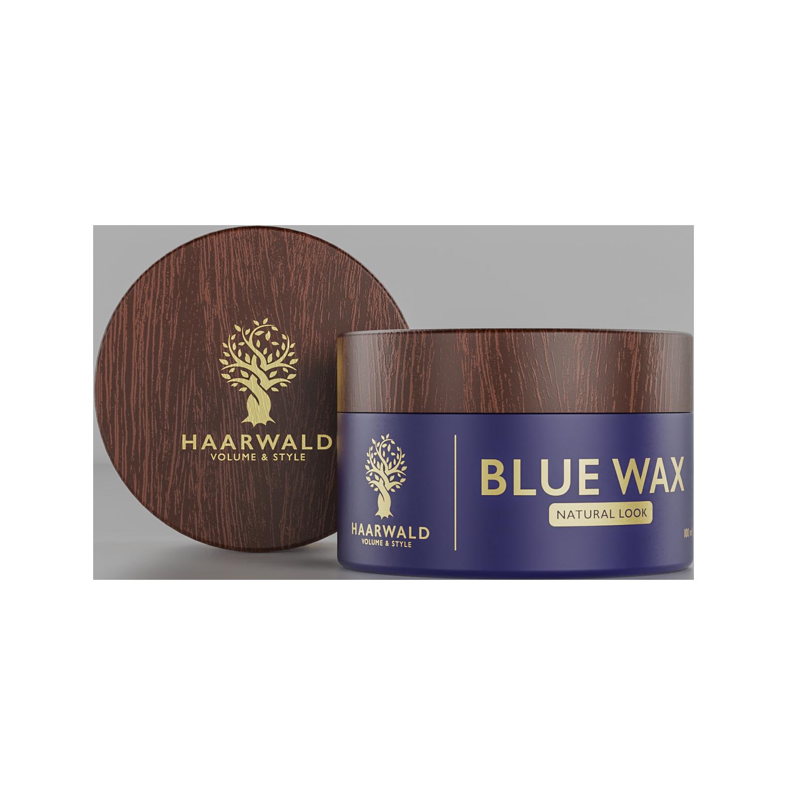 HAARWALD BLUE WAX